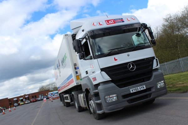 lorry driver training yorkshire