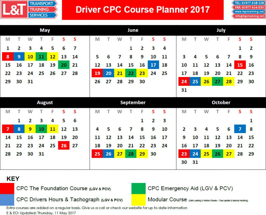 cpc certificate driver competence professional know need