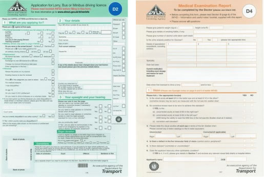 Licence A Bus Package Get Driver Or amp;t Lorry Starter L
