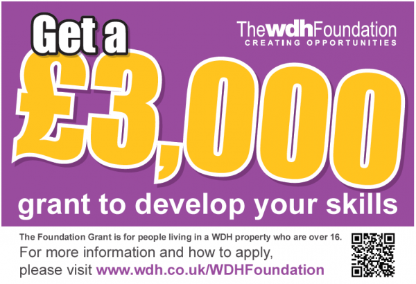 wdh foundation grant scheme
